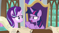 """Twilight """"first time I've ever been asked"""" S9E1"""