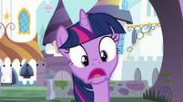 Twilight shocked S5E12