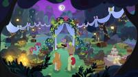 Bright Mac and Pear Butter's secret wedding S7E13