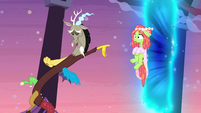 """Discord """"just as soon as she's gone"""" S5E7"""