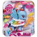 Fashion Style Rainbow Dash Toy