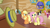 """Fluttershy """"so many other friendship problems"""" S6E20"""