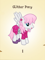 Glitter Pony MLP Gameloft.png