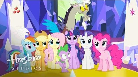 """MLP_Friendship_is_Magic_-_""""Let_the_Rainbow_Remind_You""""_Music_Video"""