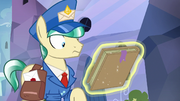 Mail Pony looking at Houyhnhnm's Guide S8E8.png