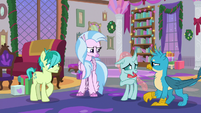 "Ocellus ""you're teasing us again"" S8E16"