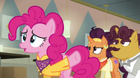 """Pinkie Pie """"food that actually tastes good"""" S6E12"""