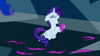 Rarity -what kind of monster would do this-!- S5E13