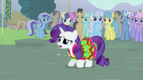 Rarity you beast! S3E5