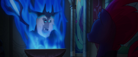 """Storm King """"could control the elements"""" MLPTM"""