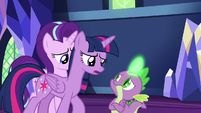 Twilight Sparkle -find the friendship problem- S7E15