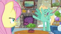"Zephyr Breeze ""this pony's gotta fly!"" S6E11"