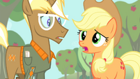 Applejack 'If you don't get the buckin' just right' S4E13