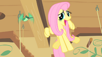 Fluttershy singing S01E22
