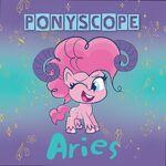 MLP Pony Life Instagram - Pinkie Pie Aries Ponyscope