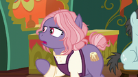 """Matronly Pony """"I own The Bake Stop"""" S6E12"""