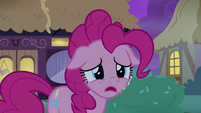 """Pinkie Pie """"that's what you said yesterday"""" S8E3"""