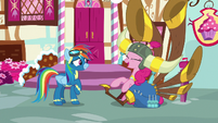 Pinkie Pie -yeah, she was awful!- S8E18
