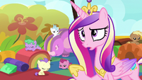 "Princess Cadance ""are you sure you don't mind"" S7E22"