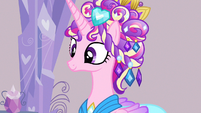 Princess Cadance waiting for good ending S3E12