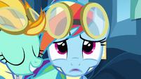 Rainbow Dash why! S3E7