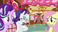 "Rarity ""what would we do?"" S8E2"