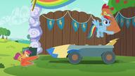 S06E14 Rainbow wynosi głowę kurczaka