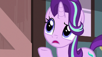 "Starlight still confused ""it is?"" S7E24"
