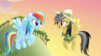 """Daring Do """"could never have done this without you"""" S4E04"""