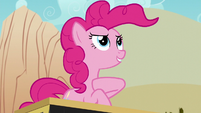 """Pinkie """"the best party they've ever seen!"""" S5E11"""