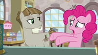 """Pinkie Pie """"they're the same thing"""" S8E3"""