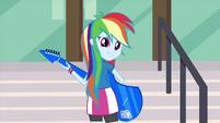 "Rainbow Dash ""not exactly"" EG3"
