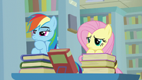 Rainbow observing Martingale from a distance S9E21