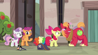 Scootaloo -well, that was easy- S7E8