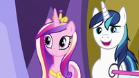 """Shining Armor """"definitely should've given you"""" S7E3"""