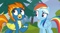 """Spitfire """"ever since you joined the Reserves!"""" S6E7"""