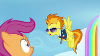 """Spitfire """"when something goes wrong"""" S8E20"""