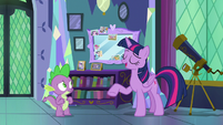 """Twilight """"Pinkie Pie's got that covered"""" S7E1"""