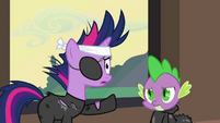"""Twilight """"sneaking around in here?"""" S02E20"""