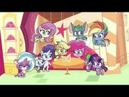 -Polish- MLP- Pony Life - Wild Heart Beats