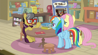 """A. K. Yearling """"someday everypony would learn"""" S9E21"""