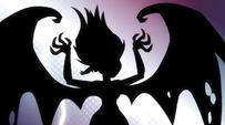 Abstract Sunset Shimmer's she-demon form EG2