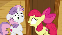 "Apple Bloom ""And what if we never find another one"" S6E4"