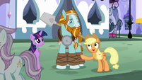 """Applejack """"once you see your old pal"""" S8E21"""