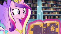 Cadance --I can't believe we found it!-- S6E2