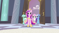 Cadance coming in S2E25