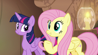 Fluttershy learns her lesson S7E20