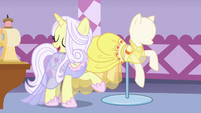 Lily Lace -not so much the bird's song- S7E9