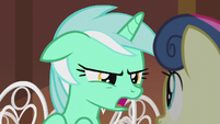 Lyra -I cooked them up and ate them!- S5E9