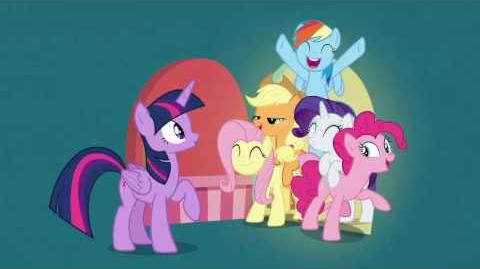 MLP FiM Music Best Friends Until the End of Time HD
